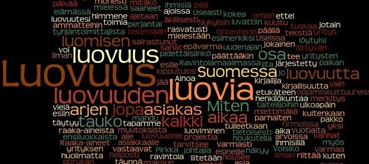 Luovuus